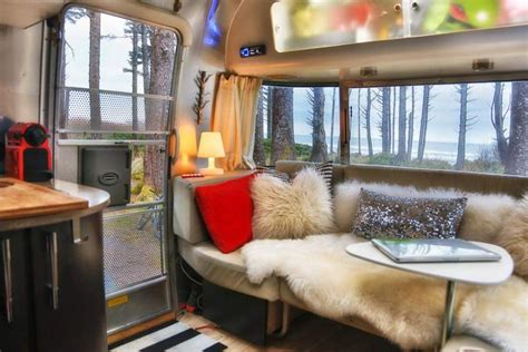 Airstream Interiors Modern by 15 Awesome Airstream Interiors