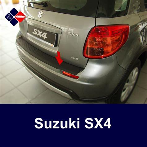 Suzuki Rear Bumper Automotiva Suzuki Sx4 Rear Bumper Protector