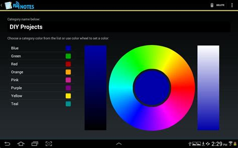 colornote apk fliq notes notepad android apps on play