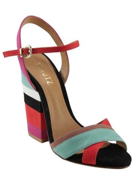 color block heels inspired color block heel shoes 2013