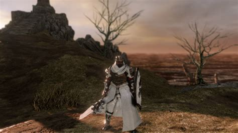 Souls Light Armor by Warrior Of Light Paladin Armor V2 2 At Souls 2