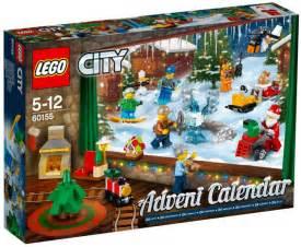 Calendrier De L Avent Lego 2017 Lego City 60155 Pas Cher Calendrier De L Avent Lego City