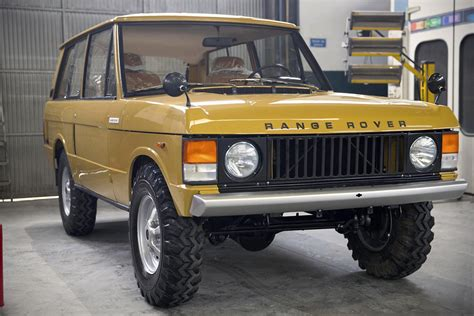 land rover overland 1973 land rover range rover by legacy overland hiconsumption