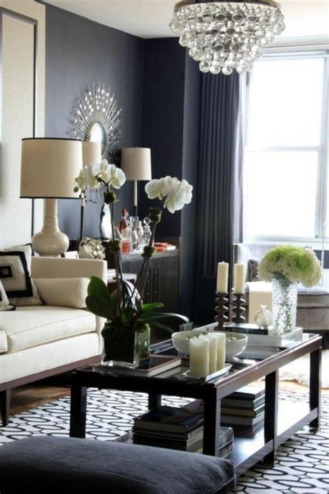 pflanzen für die wohnung kronleuchter wohnzimmer dekor