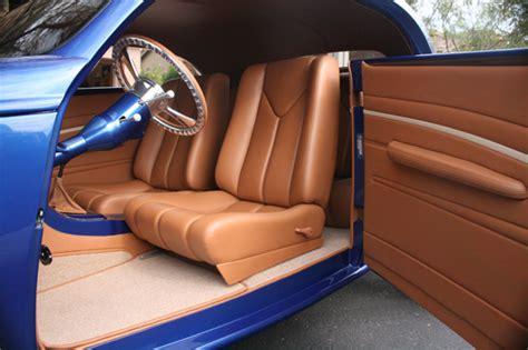 gabes upholstery 1933 ford alloway speedstar vicky