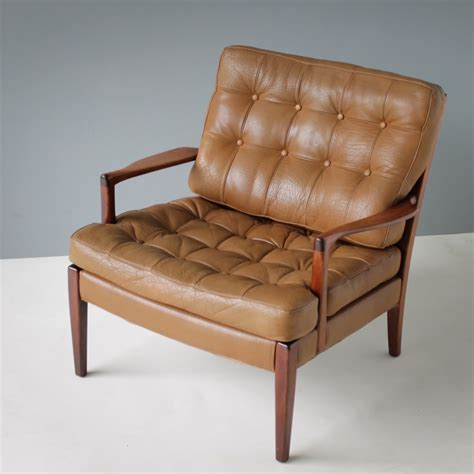arne norell modern wing chair at 1stdibs arne norell chair arne norell modern wing chair at 1stdibs