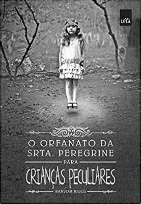"""Resenha Premiada """"O Orfanato da Srta. Peregrine para"""