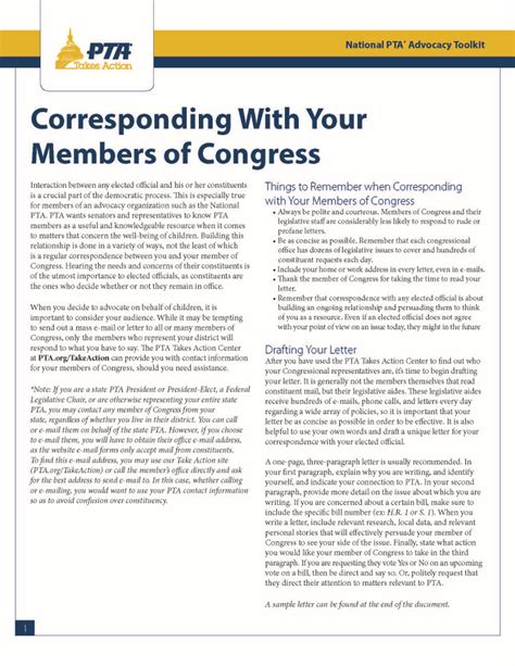 17 Best Images About Pta Advocacy On Pinterest Activities Education And Federal Legislative Strategy Template