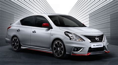 nissan almera 2015 nissan almera facelift launched in malaysia nismo world debut