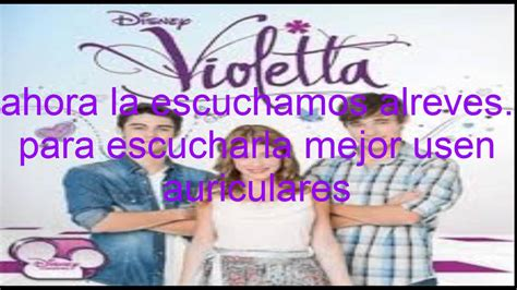 Mensajes Subliminales Violetta   violetta en mi mundo mensajes subliminales youtube