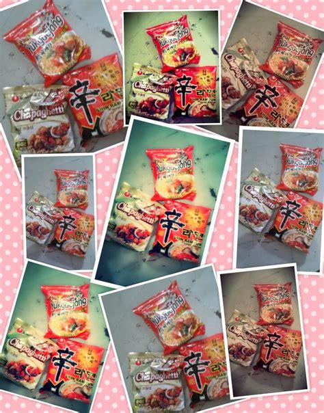 Mie Korea Logo Halal Nongshim Shin Ramyun Spicy 120g 5 Bungkus No Msg nongshim shin ramyun gourmet spicy review doublej