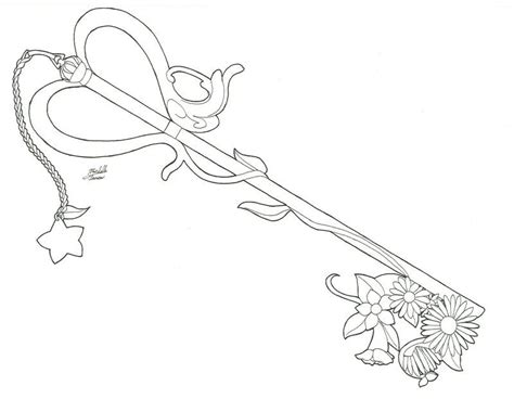 coloring page key chain key coloring page coloring home