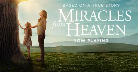 A Miracle From Heaven Be Brave Keep Going Lessons From The Miracles From Heaven And Review And Trailer
