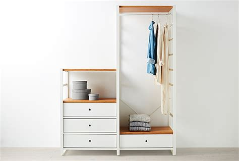 open clothes storage clothes storage systems ikea