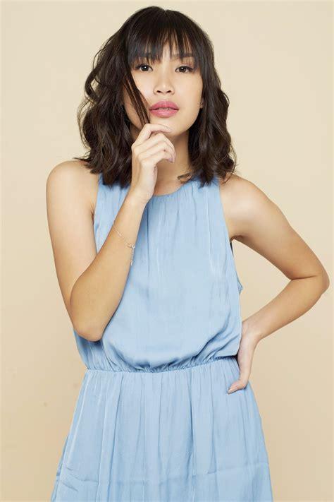 model potongan rambut keriting wanita model rambut