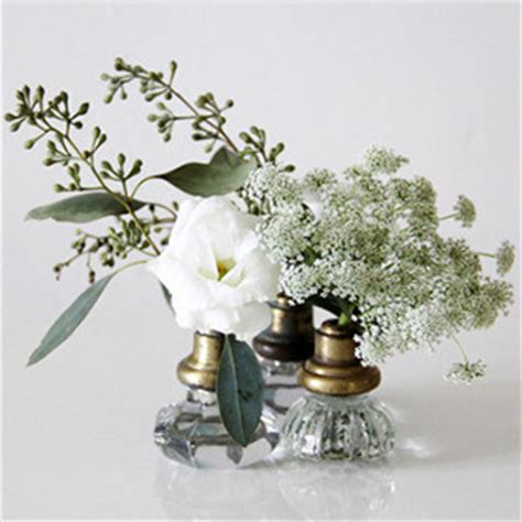 Vintage Vases For Weddings by Forgotten And Found Vintage Wedding Vases