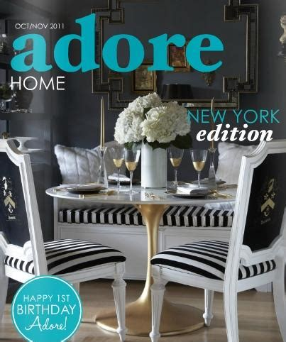 home decor magazines free online nine best online home decor magazines chatelaine
