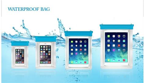 Zoe Lg Kg300 Waterproof Bag 100 waterproof bag for large tablets ipads