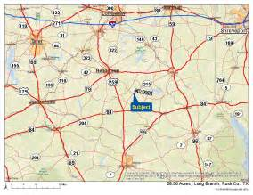rusk county texas map 28 5 ac sh 315 farm for sale mount enterprise rusk county texas farmflip