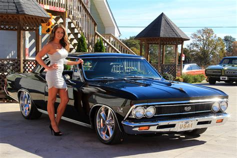 High Heels Krd14 Silver Lucky Six image gallery 66 chevrolet chevelle