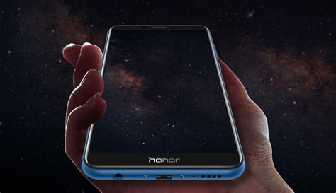 Honor 7X with Kirin 659 SoC unveiled in China   TechANDROIDS.com