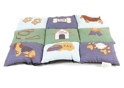 Patchwork Pet - world of pets faux suede patchwork and puppy pet
