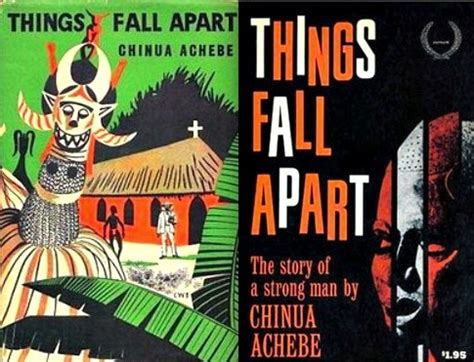 the one apart a novel books four covers of things fall apart