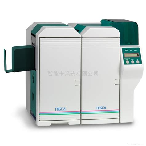 nisca pr5350 high performance color card printer hong