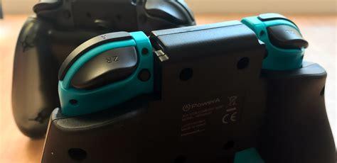 Dijamin Con Nintendo Switch Neon Blue Joycon Second Mulus powera con comfort grip review for nintendo switch vooks