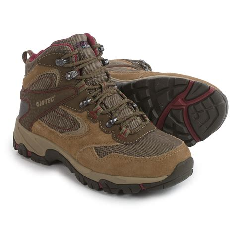hiking boots s hi tec peak lite mid hiking boots for save 44