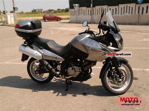 2009 Suzuki V Strom 2009 Suzuki V Strom 650x Moto Zombdrive