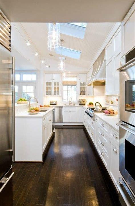 galley kitchen 47 best galley kitchen designs decoholic