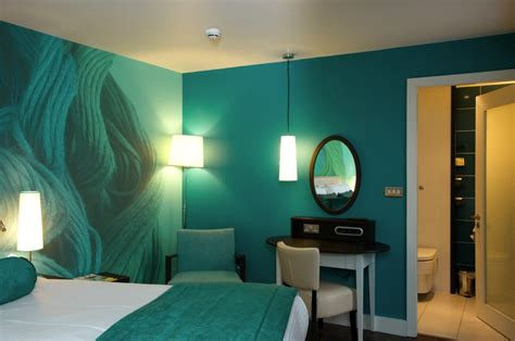 Caribbean Color Palette by Crown Trade Personalises Colour Choice At Hotel Indigo