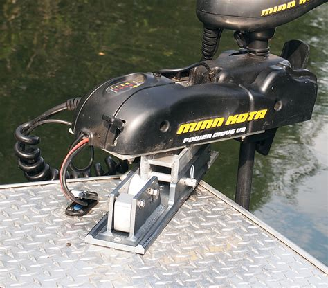 minn kota boat anchor mk 01 trolling motor mount electric wireless steering