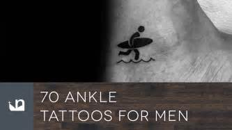 ankle tattoo for men 70 ankle tattoos for