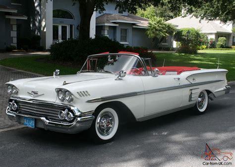 1958 chevrolet impala convertible ebay 1958 chevy impala convertible ebay autos post