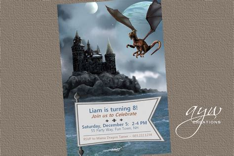 printable birthday invitations dragons dragon birthday party invitation printable dragon invitations