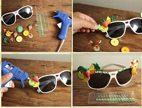 14 Interesting Ways To Decorate Your Sunglasses