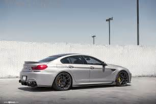 Bmw M6 Rims Cleanly Modded Bmw M6 Gran Coupe On Avantgarde Wheels