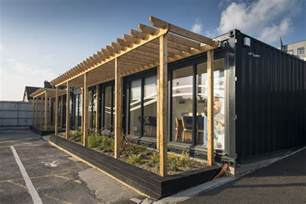 Who Makes The Best Modular Homes shipping container office block
