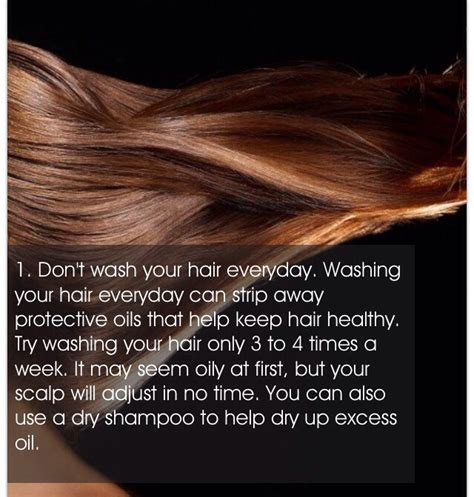 10 Tips On How To Grow Hair by 10 Great Tips For Your Hair Quot How To Grow Your Hair