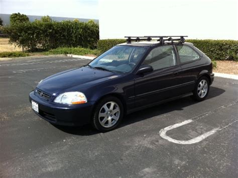 2004 Honda Civic Roof Rack by Thule Roof Rack For Ek Hatchback Honda Tech