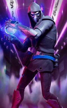 fortnite chapter  fusion season  battle pass skin outfit