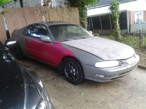1993 honda prelude si coupe 2 door 2 3l for sale photos technical specifications description