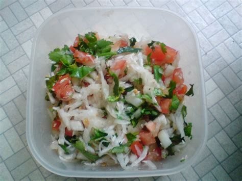 radish salad recipe radish salad recipe by deepaspgowda ifood tv