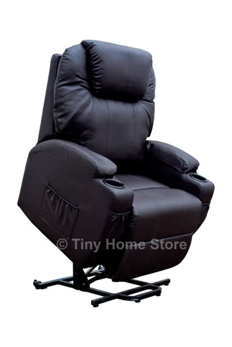 Luxury Leather Electric Rise And Recline Mobility Lift