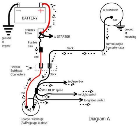 wiring diagram needed hei voltmeter mercuiser