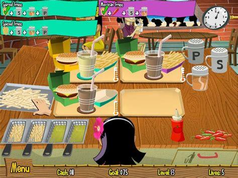 burger shop free full version download game free burger restaurant 4 games full version free software