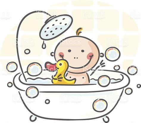 Badewanne Comic by Baden Stock Vektor Und Mehr Bilder Baby 165746552