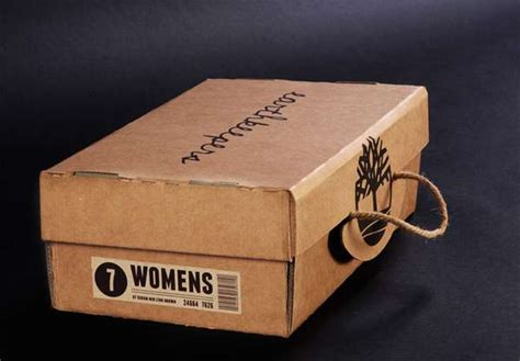 eco friendly folding packaging timberland earthkeepers